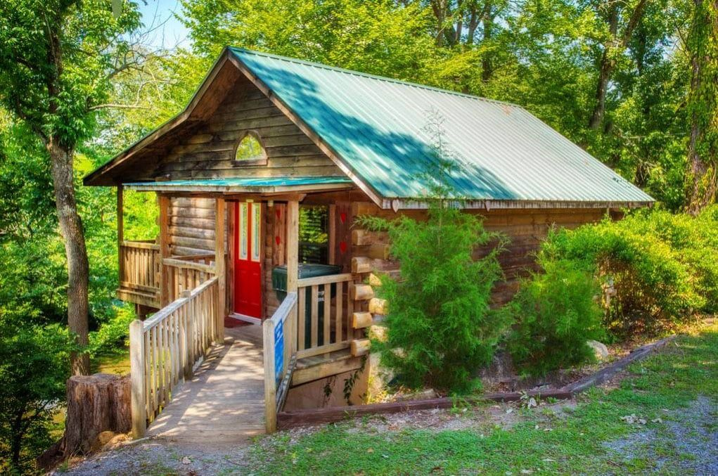 Pigeon Forge Cabin Rentals Under 100 A Night Pigeon Forge Cabin Rentals Cabins In Gatlinburg Tn Gatlinburg Cabins