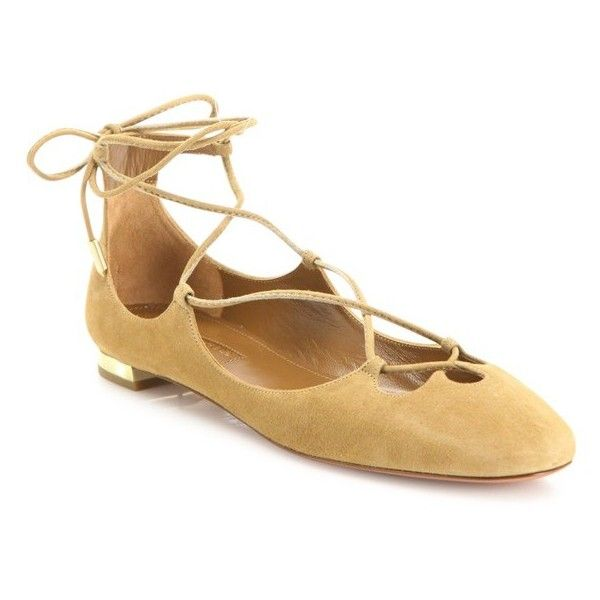 Dancer metallic flat Aquazzura 7e67b0M3Iu
