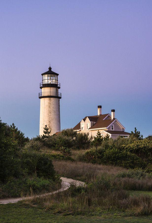 Highland Light, Truro, Cape Cod by John Greim on 500px
