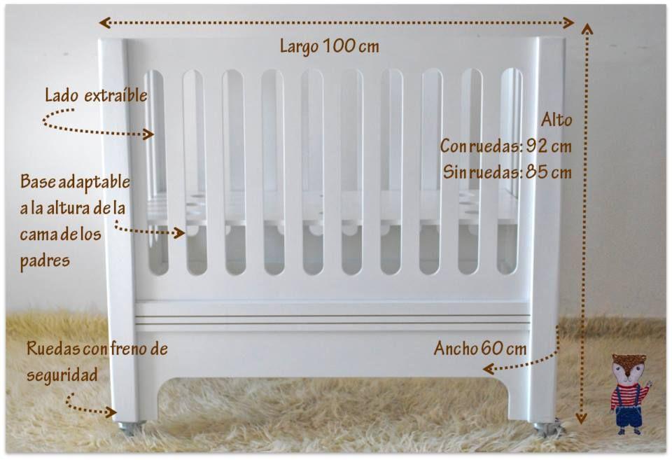 Como hacer una cuna colecho buscar con google muebles bebe for Cunas para bebes de madera