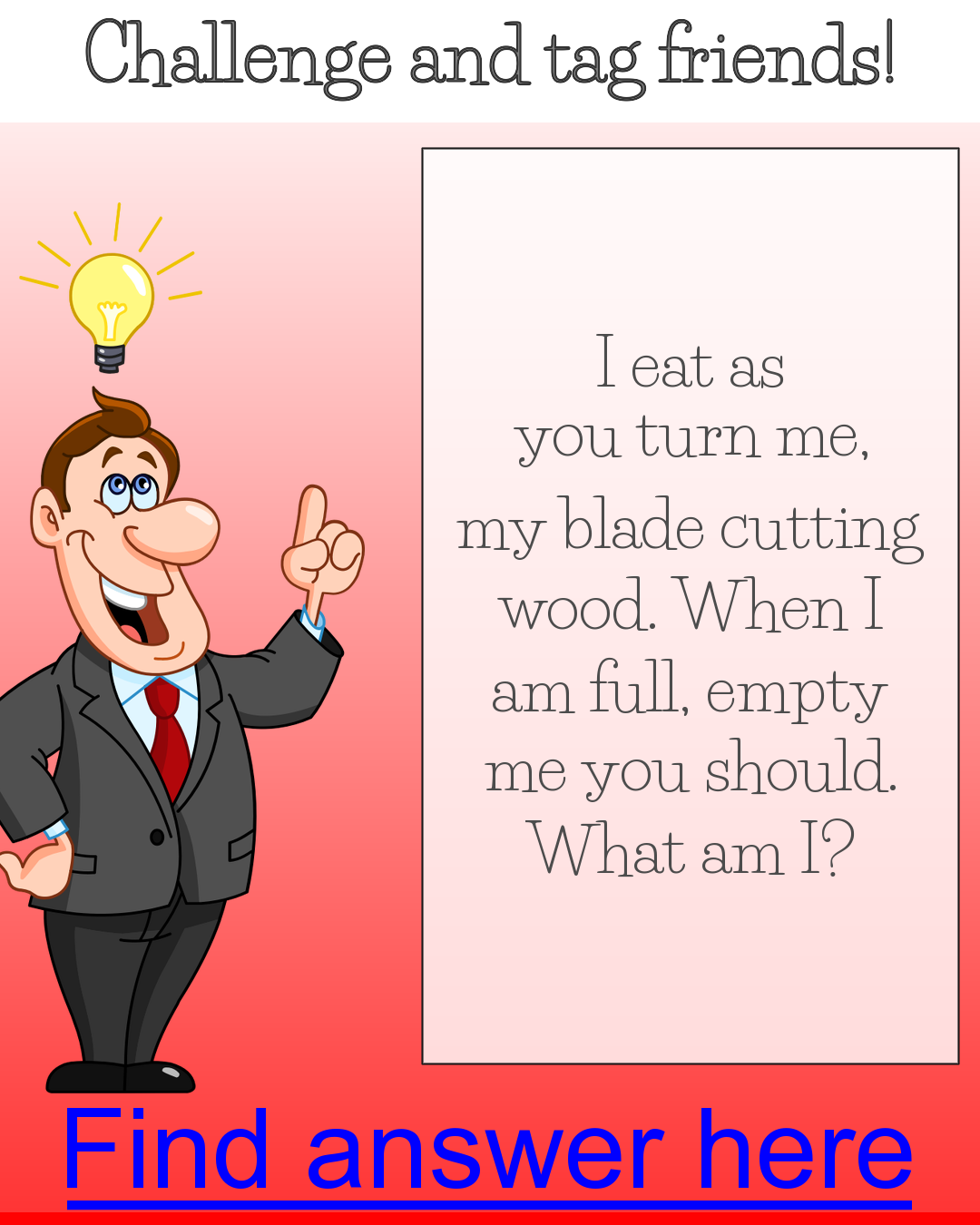 Funny Riddles With Answers Mind Blown _ Funny Riddles With
