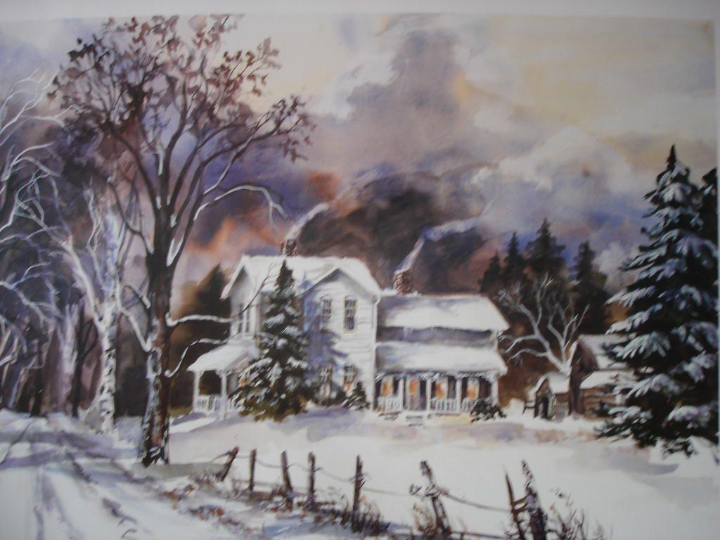 Farm House Christmas Christmas Graphics Printables