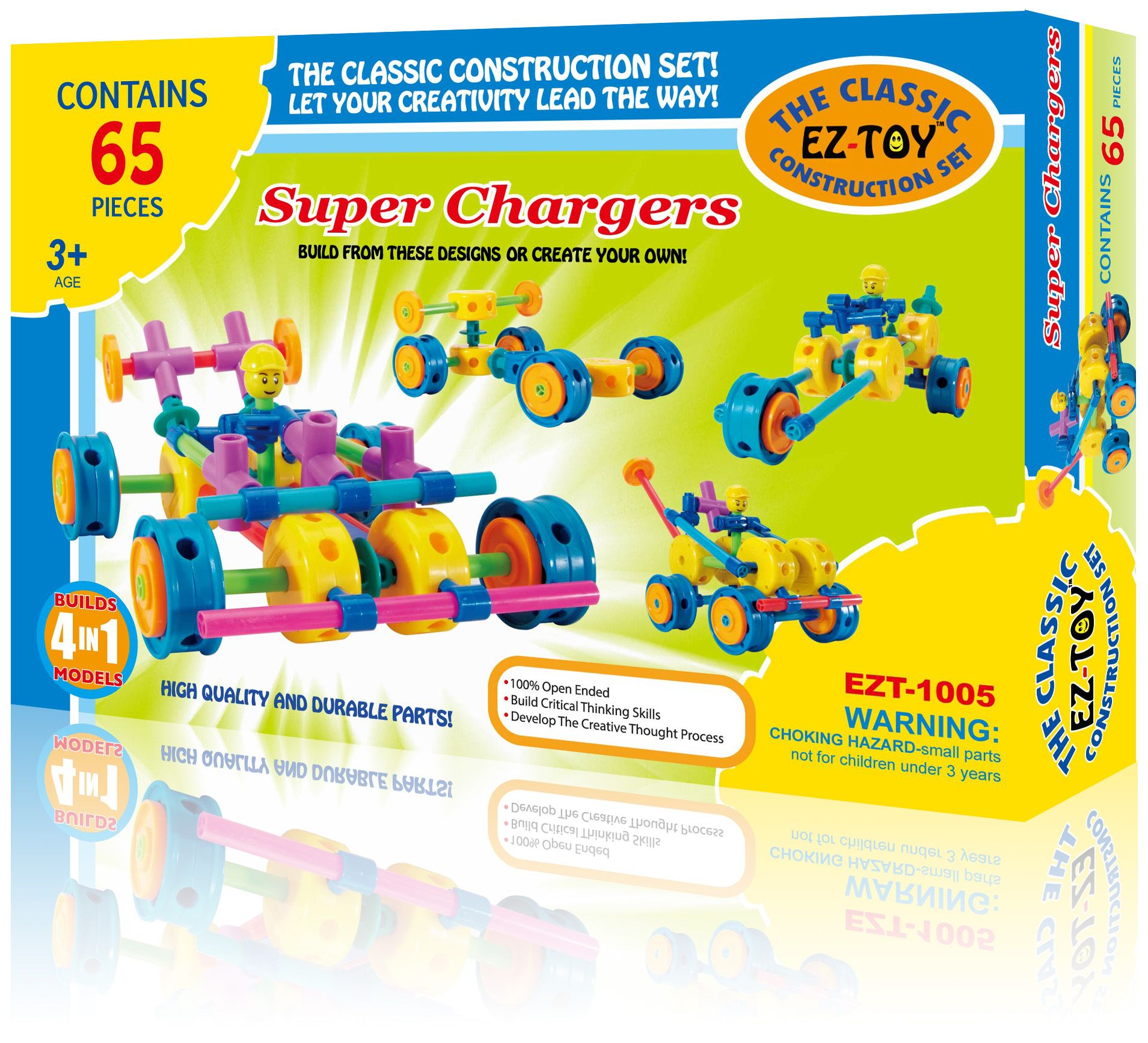 Super Chargers By Ez Toy