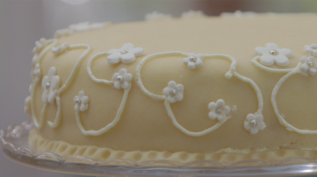 Lentebloesemtaart   heel holland bakt - No bake cake, Cake ...