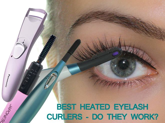 Best Heated Eyelash Curler Reviews Do They Work Wishlist