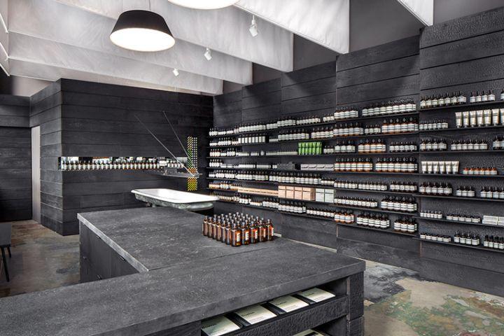 Aesop Store By John Randolph Portland Oregon Cosmetics