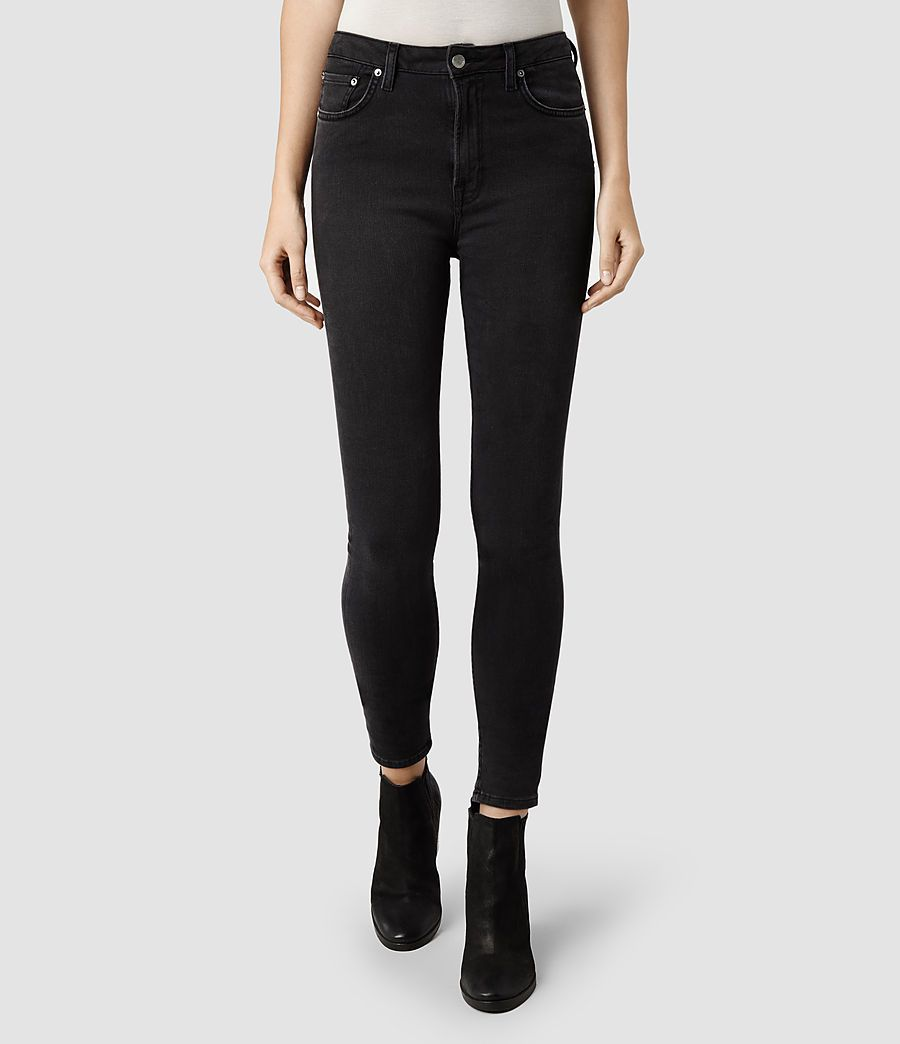 Womens Stilt Jeans/Dark Grey (Dark Grey ...