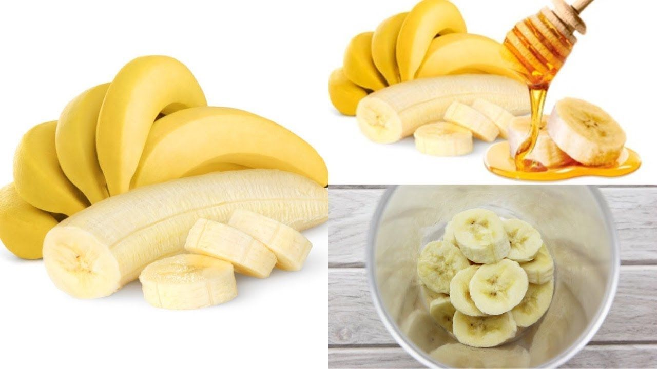 Image result for Use of Banana for hair nourishment –