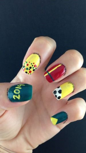 Brazil lovin #worldcupfever