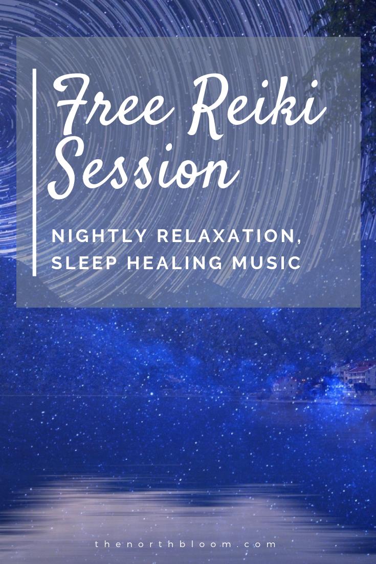 Nightly Relaxation Sleep Healing Music  Free Reiki And Angelic