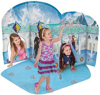 Disney Frozen Ice Skating Palace Play Tent - PlayHut - Toys  R  Us  sc 1 st  Pinterest & Disney Frozen Ice Skating Palace Play Tent - PlayHut - Toys