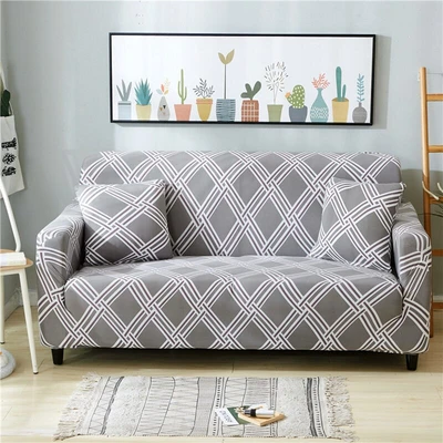 Universal Towel Slip Resistant Elastic Sofa Cover Covers For Living Room In 2020 Living Room Sofa Sofa Covers