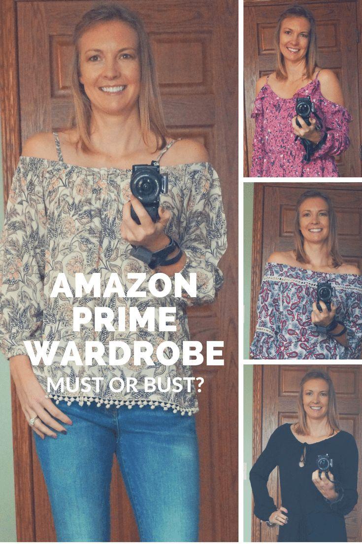 Amazon prime wardrobe bust or must fashion wardrobe