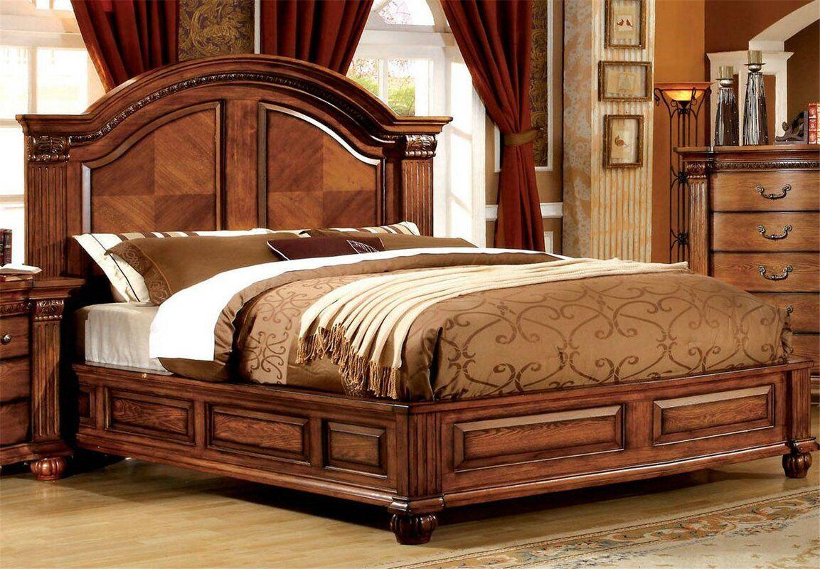 Astoria Grand Goulet Configurable Bedroom Set Wayfair