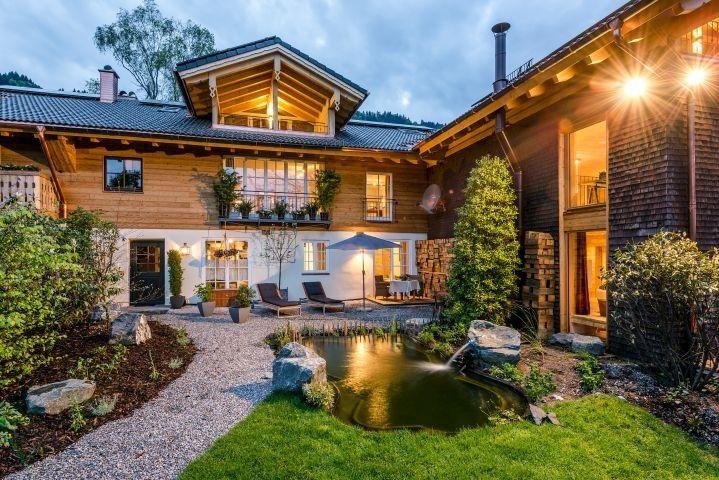 Garden Lodge an einer der schönsten Panoramaplätze