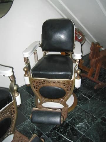 Old Barber Chairs >> Antique Barber Chairs Old Barber Chair Style Barber