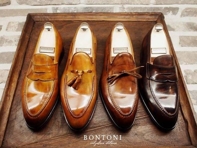preppyornotpreppy:  themakingofcardano:  BONTONI - calzolaio Italiano  Nice colors! Click here to visit my Facebook page:https://www.facebook.com/PreppyOrNotPreppy