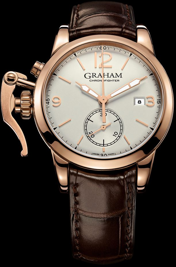 Graham Chronofighter 1695 watch