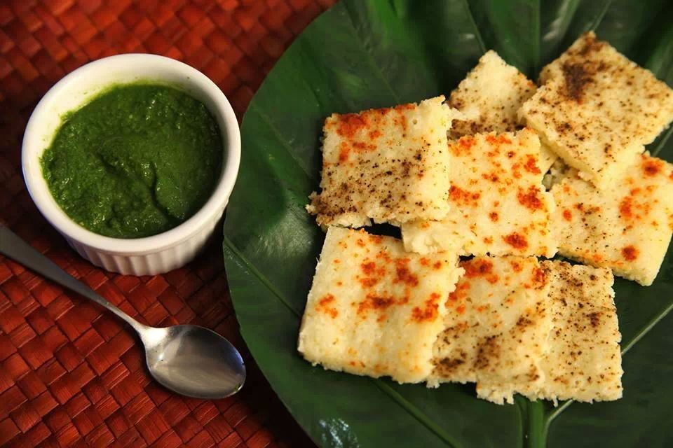Delecious dhokla with mint chutny food that i love pinterest food forumfinder Images