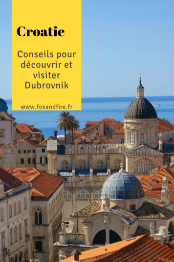 Visiter Dubrovnik Conseils Pour Decouvrir La Ville De Games Of Thrones Visiter Dubrovnik Dubrovnik Dubrovnik Croatie