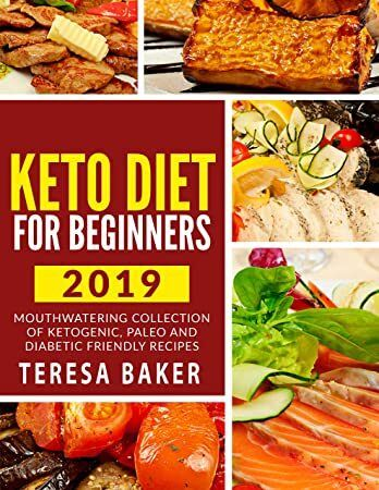 Read Book Keto Diet for Beginners: Mouthwatering Collection of Delicious Ketogenic Meal Recipes; Kic #ketodietforbeginners