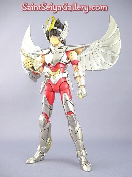 Seiya de Pegaso, 3ª armadura