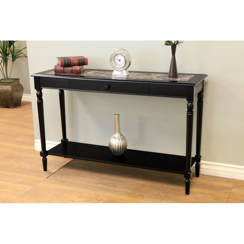 Mega Home Foyer Console Table Reviews Wayfair