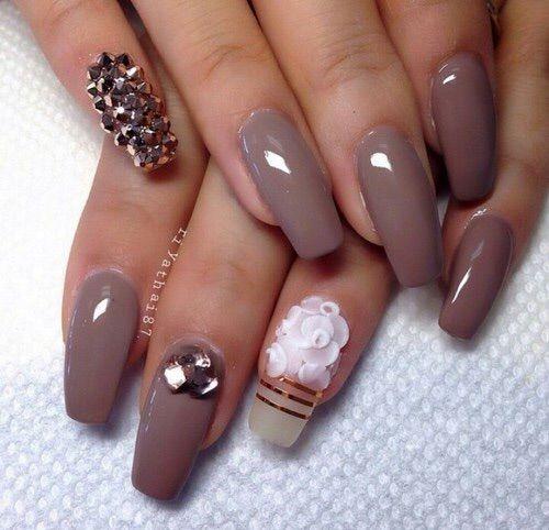 Image via We Heart It https://weheartit.com/entry/168319632 #nails #nailsart