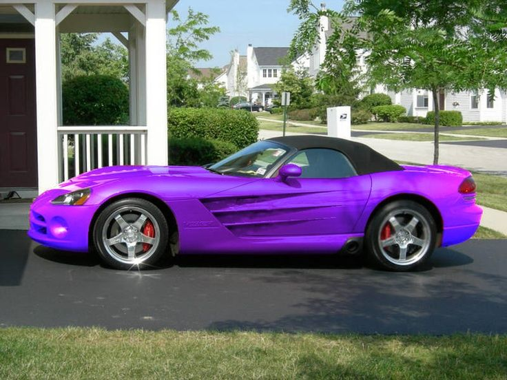 Purple Viper You Can T See Me But I M Drooling Right Now Purple Car Purple Purple Love
