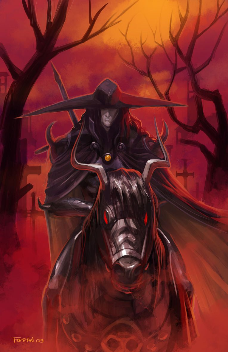 Vampire Hunter D By D O N O Deviantart Com On Deviantart