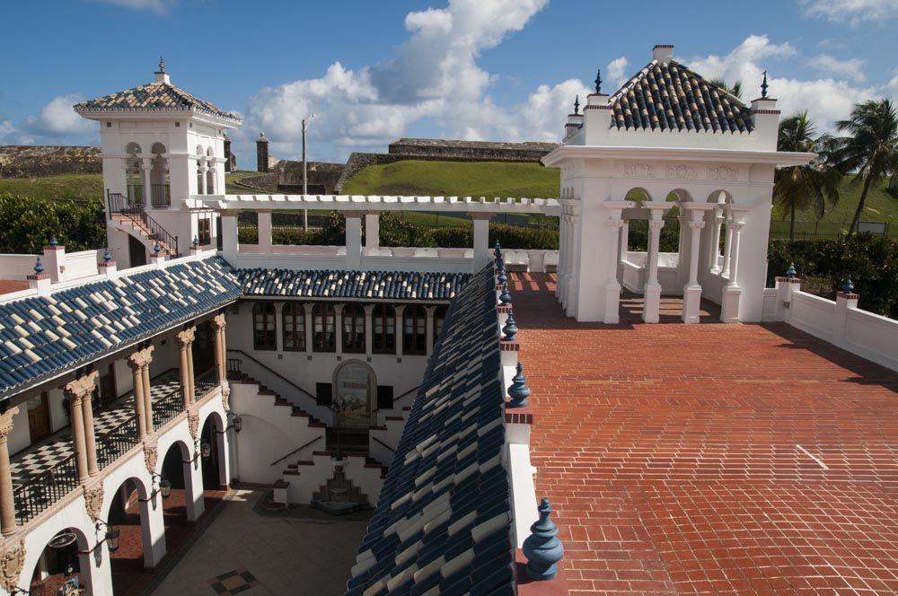 Terraza Casa De España En Puerto Rico Boda Para Carla