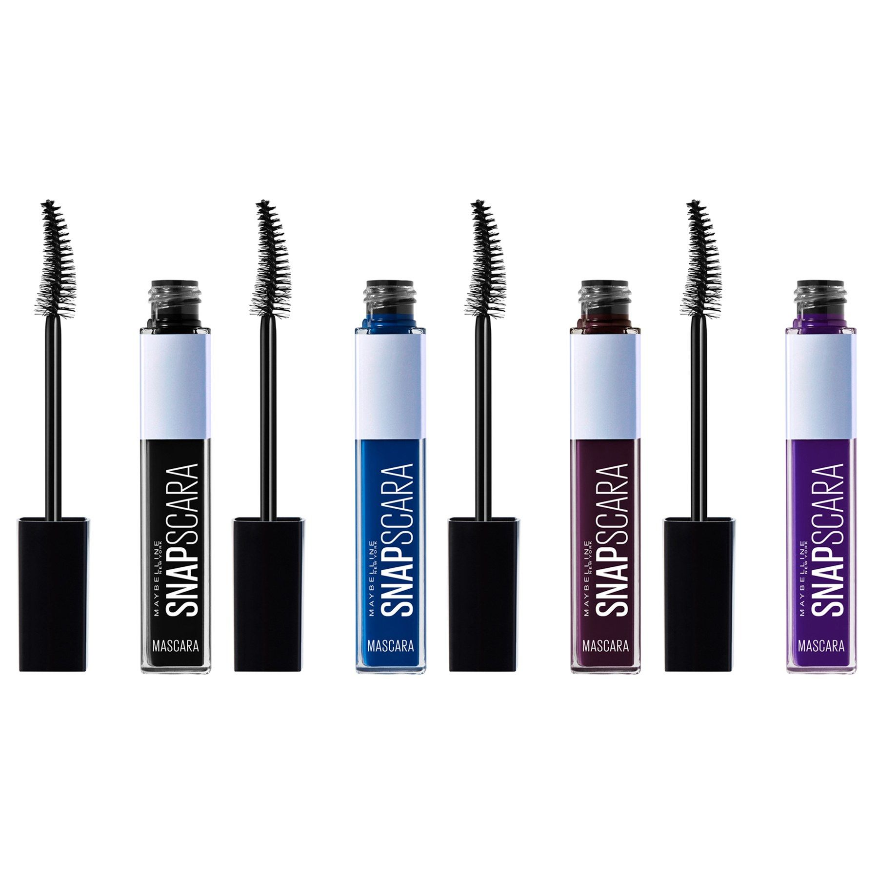 bcfca3544d2 Maybelline knows a thing or two about mascara, and their newest Snapscara  formula is one of their best yet. The thin, flexible pigment tints your  lashes and ...