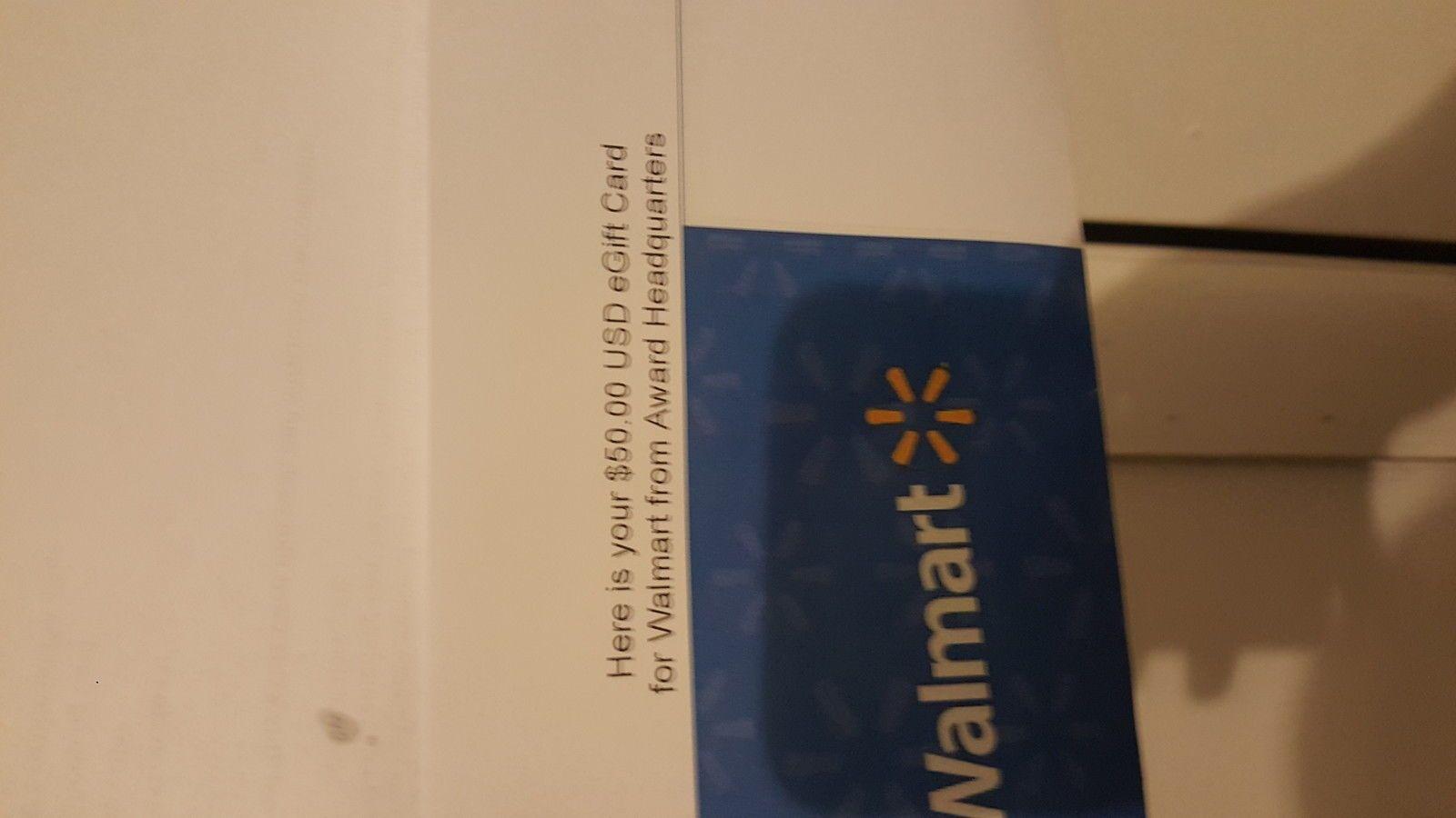 5000 walmart gift card