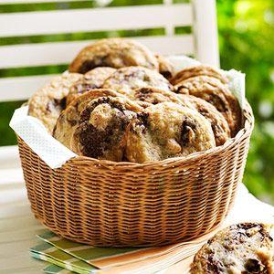 Double Peanut Chunk Cookies
