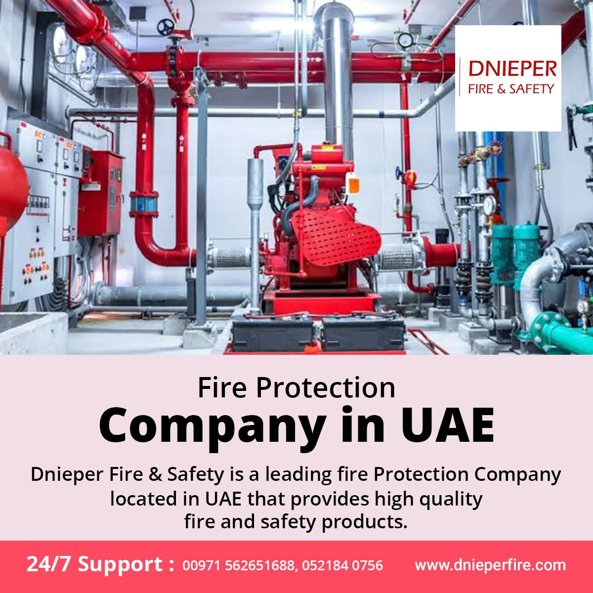 Fire Protection Company in UAE in 2020 Fire safety, Fire