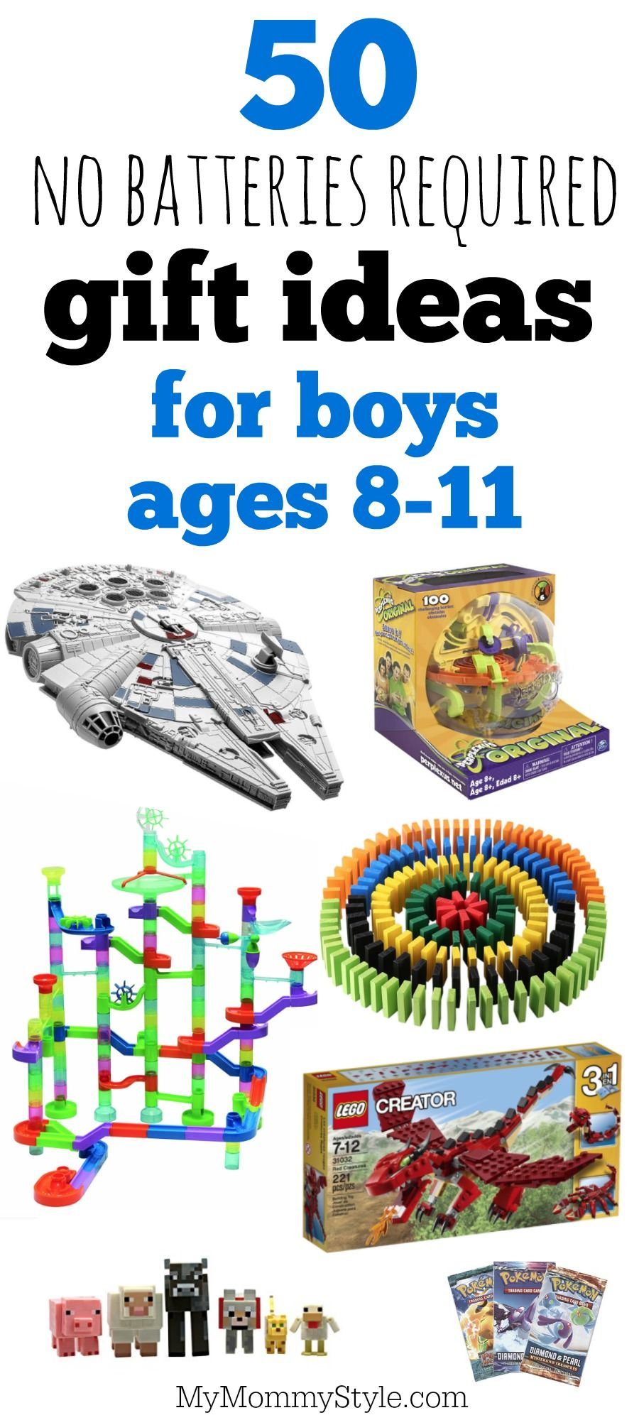 There are so many great options for battery free toys for preschoolers! We  love electronic
