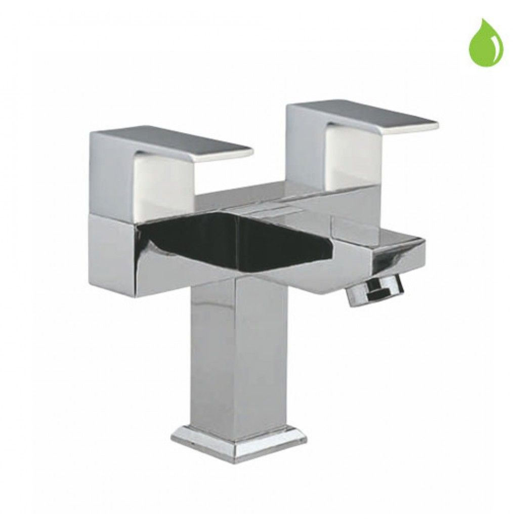 Jaquar Kubix-F Central Hole Basin Mixer Without Popup Waste System ...