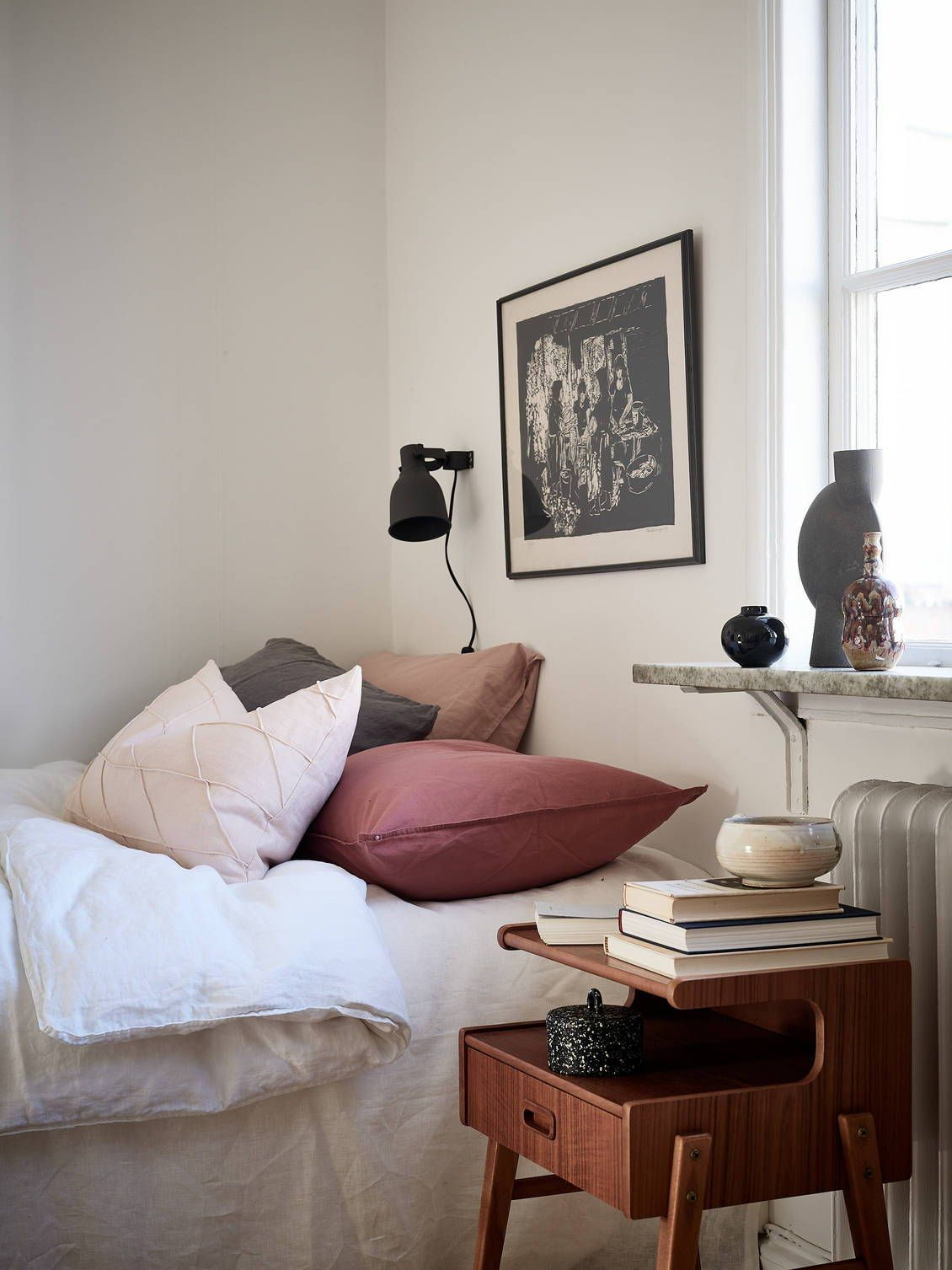 Cozy studio space with lots of details - COCO LAPINE DESIGN