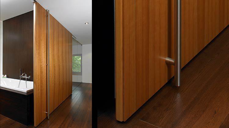 BARTELS DOORS Interior Sliding Hardware   Wood Door [TIGER] As Flush  Ceiling System