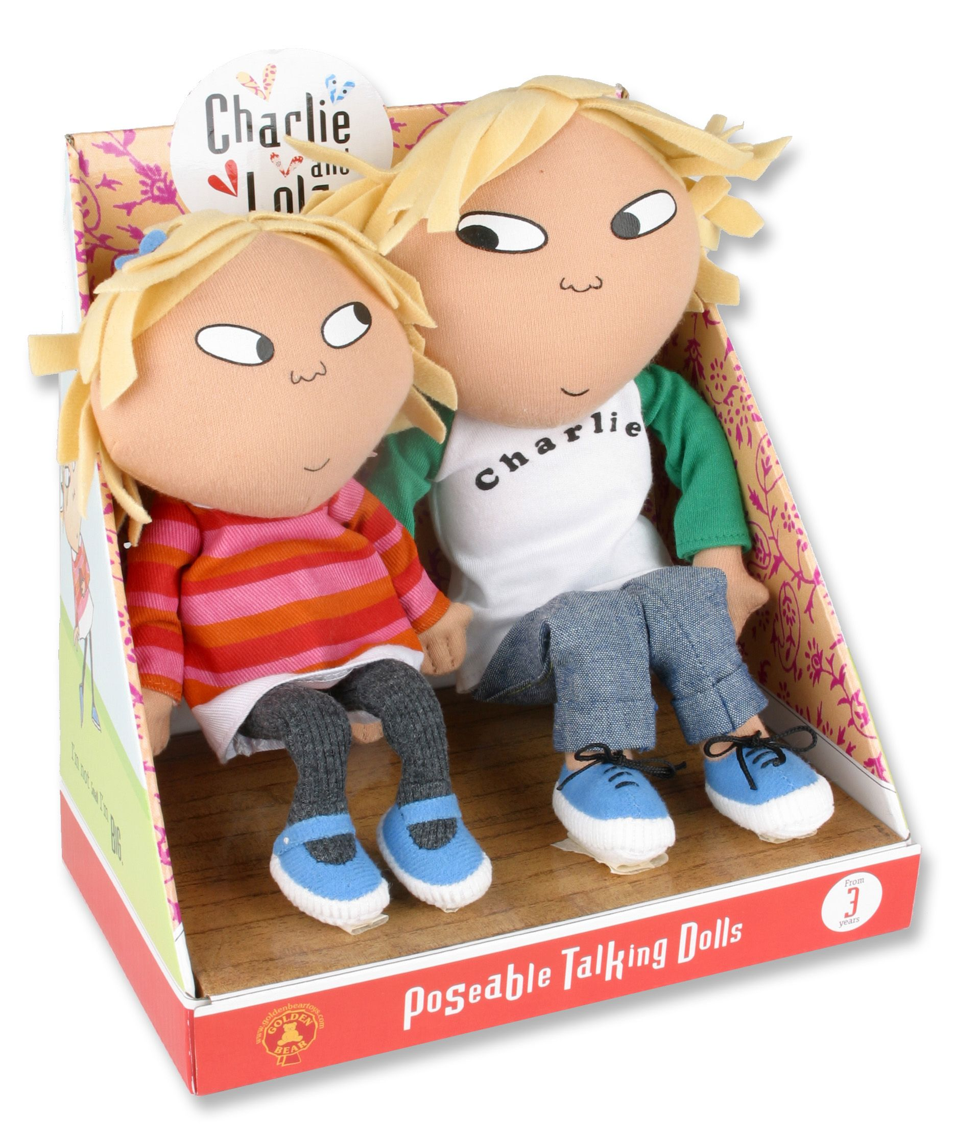 Charlie And Lola Wall Stickers Charlie And Lola Poseable Dolls Toys And Stuff Pinterest
