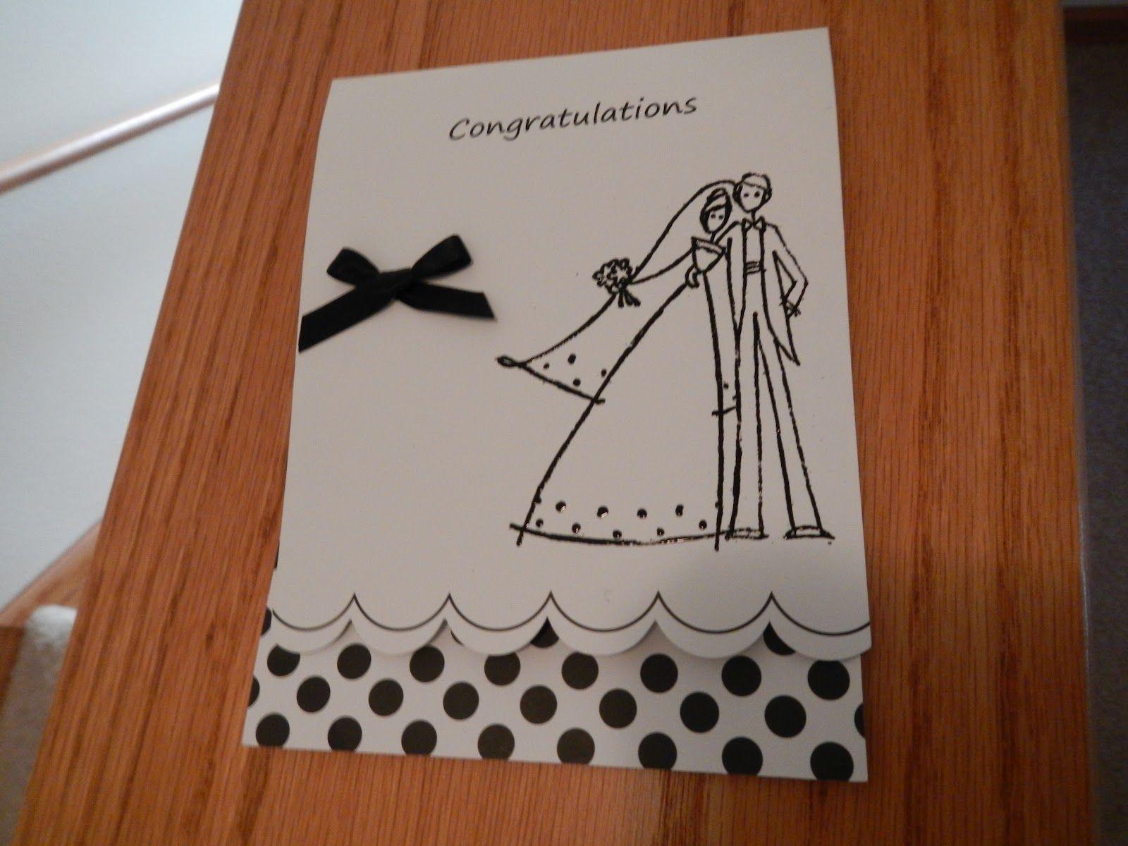 Card Making Ideas Wedding Part - 40: Handmade Wedding Cards Ideas   Hand Made Cards