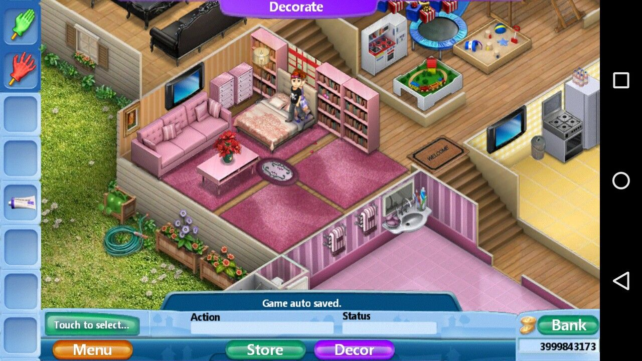 Good Mi Casa De Virtual Families 2 Para Android | Virtual Families 2 | Pinterest  | Virtual Families