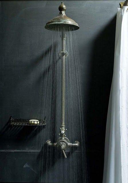 Showerhead Housey Pinterest Wicked, Salle de bains et Design