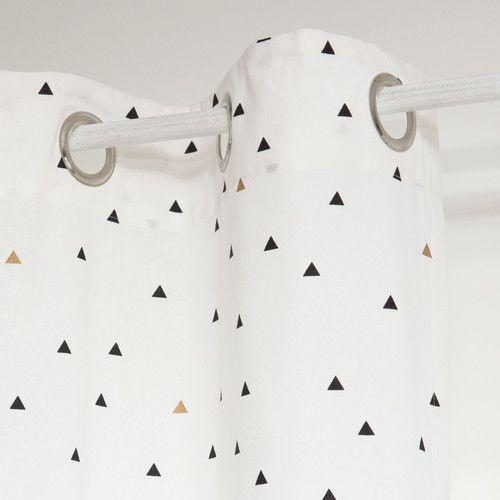attention a r tr ci de 30 cm au lavage rideau motifs. Black Bedroom Furniture Sets. Home Design Ideas