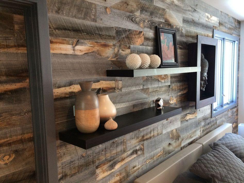 Stikwood Plan Peel Stik IDEAS Pinterest Para el hogar - paredes de madera