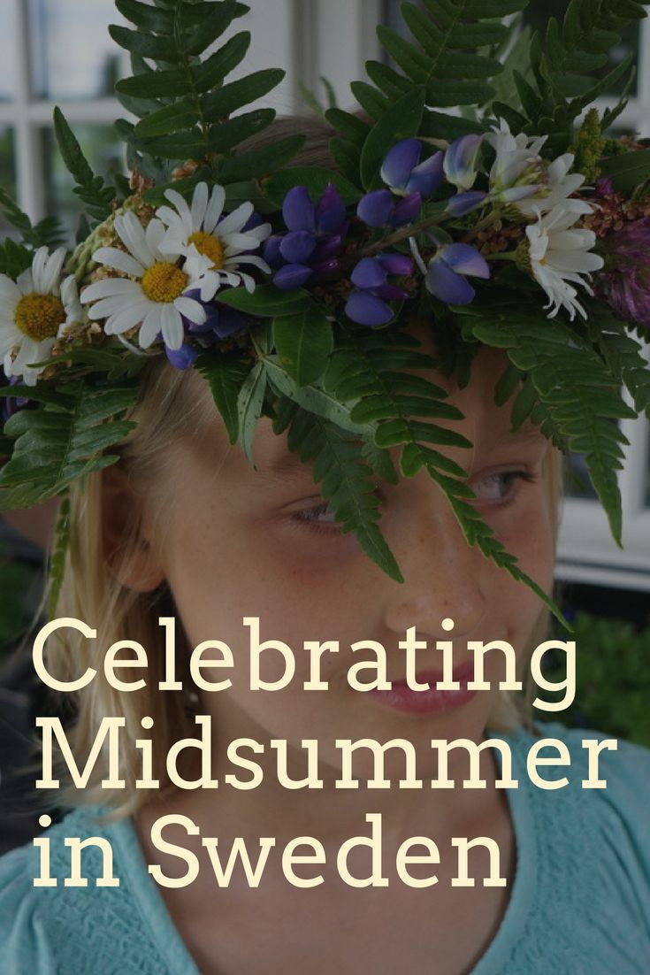 Celebrating Midsummer in Sweden is a wonderful family friendly opportunity for insight into Swedish culture.
