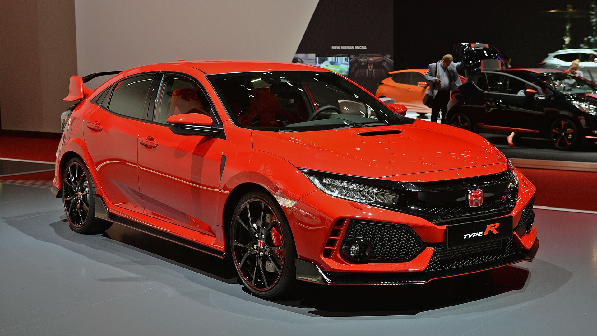 How Much Is That 2018 Honda Civic Type R Really Going To Cost You