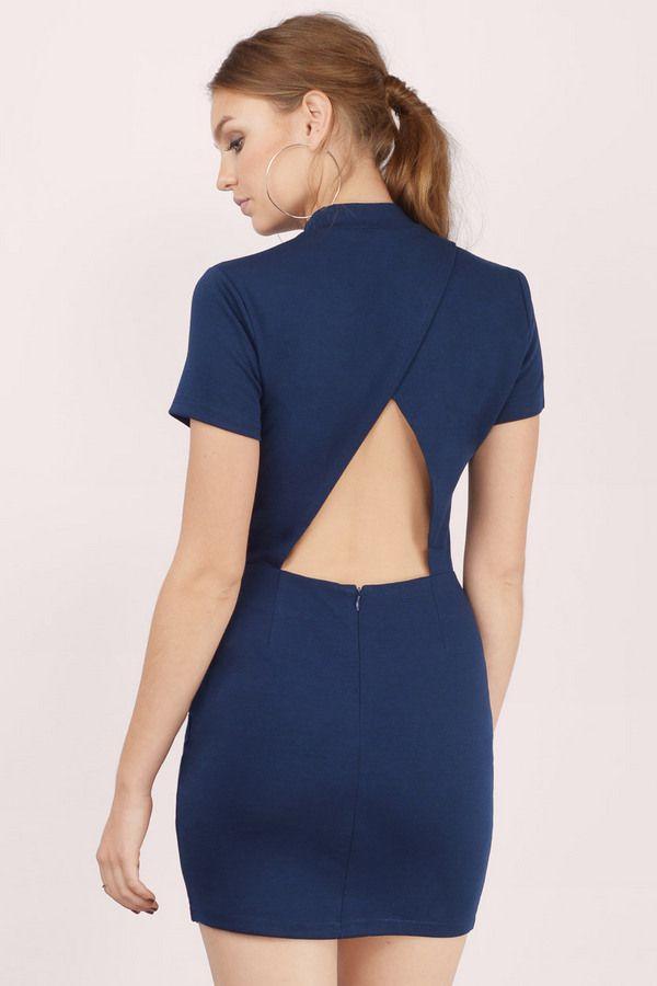Eryca Cut Out Mini Dress at Tobi.com | New Arrivals | April 16'