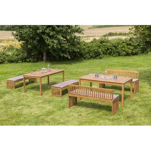 Pleasing Freeport Park Jake 12 Seater Dining Set With Cushions In Ibusinesslaw Wood Chair Design Ideas Ibusinesslaworg