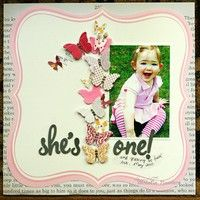 A Project by Dani_T from our Scrapbooking Gallery originally submitted 11/30/10 at 05:32 AM
